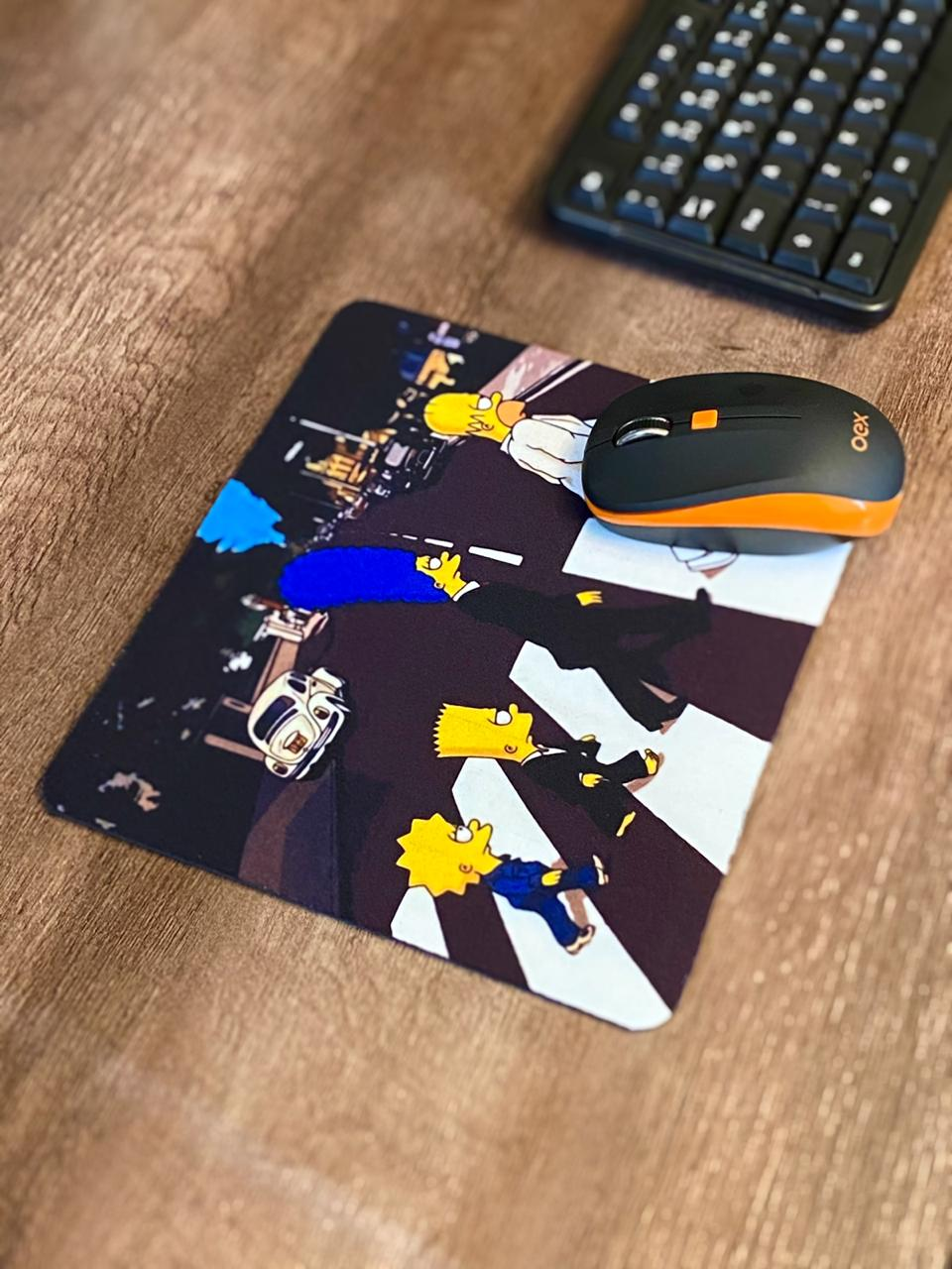 Mousepad Os Simpsons (The Simpsons) - Mouse pad