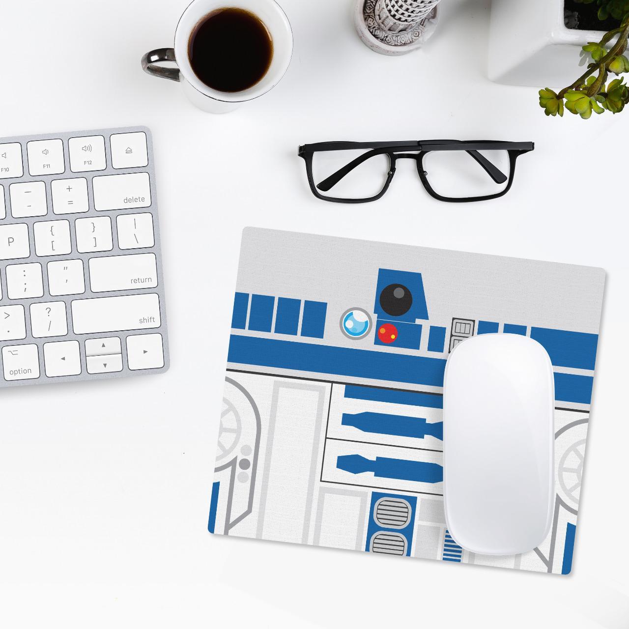 Mousepad: R2-D2 ( Star Wars ) - Mouse pad