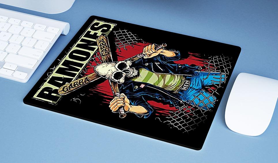 Mousepad Ramones Punk Rock Queens - EV