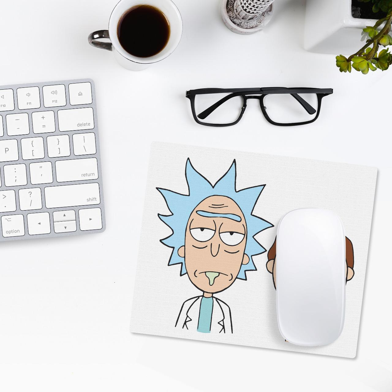 Mousepad: Rick and Morty - Mouse pad
