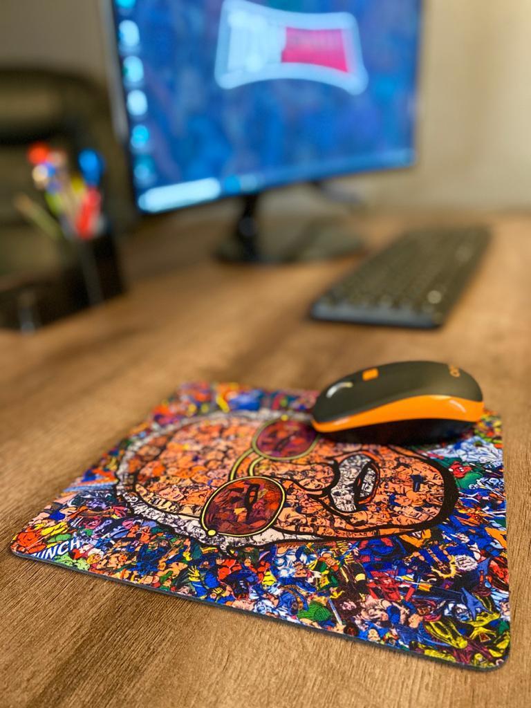 Mousepad: Stan Lee - Marvel - Mouse pad - EV