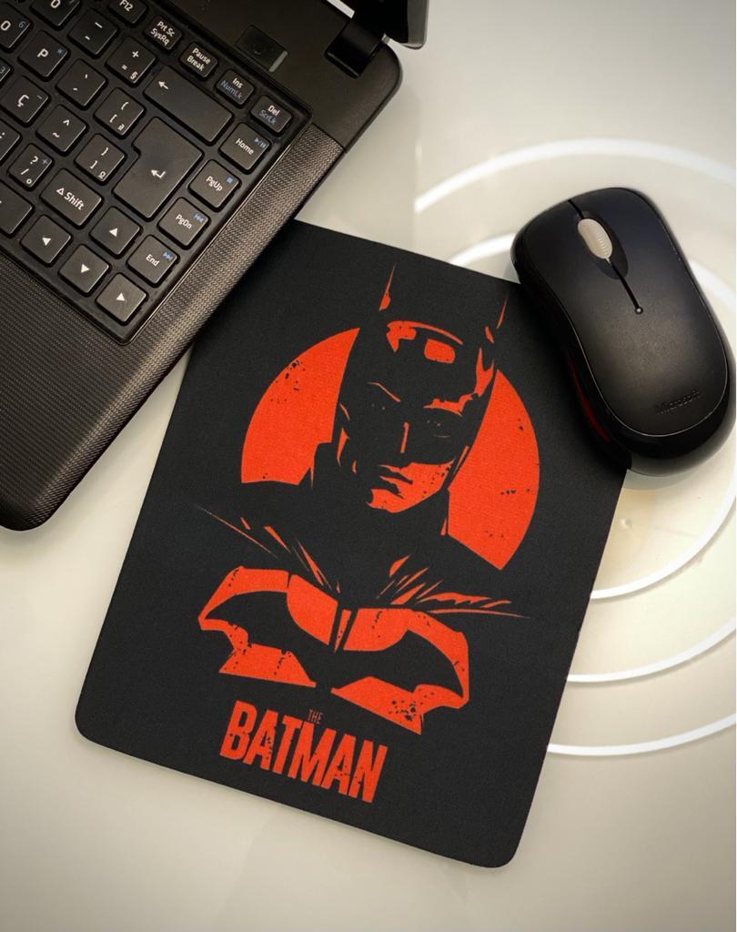 Mousepad The Batman Minimalist Batman Minimalista DC Comics - EV