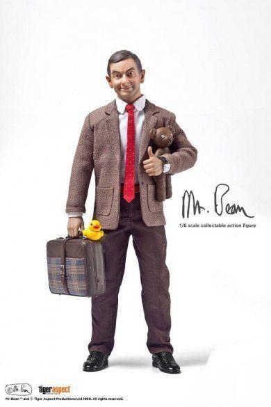 Mr.Bean Action Figure ZC-184 Escala 1/6 - ZC World