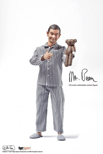 Mr.Bean Action Figure ZC-184 Escala 1/6 - ZC World