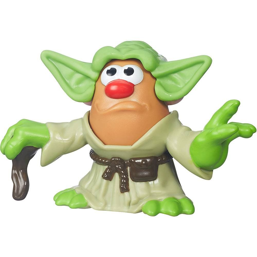 Mr. Cabeça de Batata Yoda ( Potato Head ) Star Wars - Hasbro