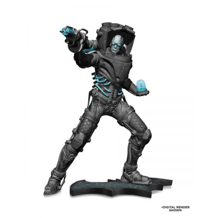 Mr Freeze Batman Arkham City Estátua   - Dc Collectibles