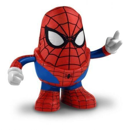 Mr Potato Head Marvel Comics Homem Aranha - PPW Toys