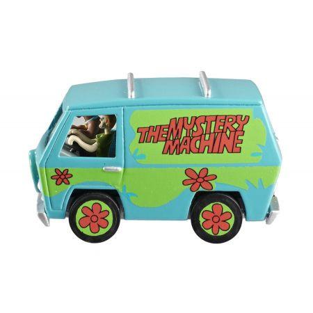 Mystery Machine com Scooby Doo e Salsicha 1:50 - Hot Wheels