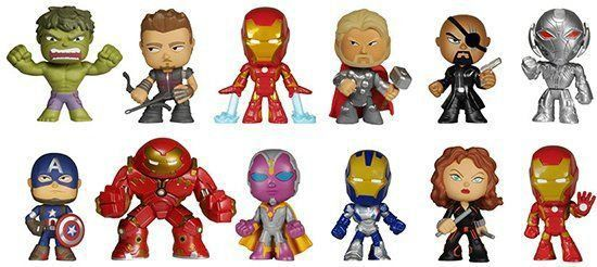 Funko Mystery Minis Avengers Age Of Ultron - Funko