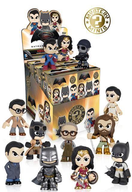 Funko Mystery Minis Batman Vs Superman - Funko