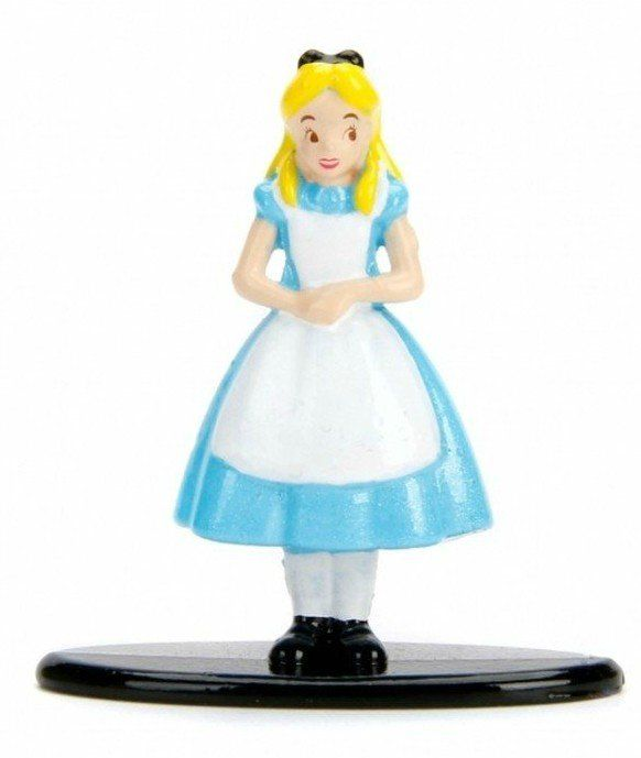Nano Metalfigs: Alice: Disney (DS3)