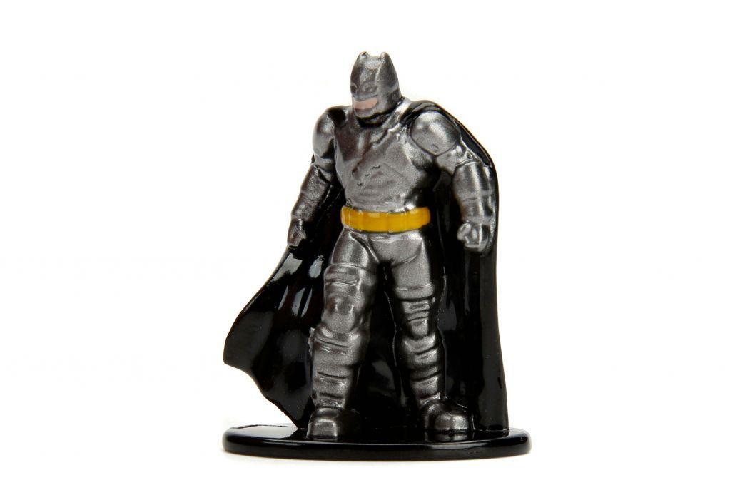 Nano Metalfigs Armored Batman: DC Comics (DC25) - DTC