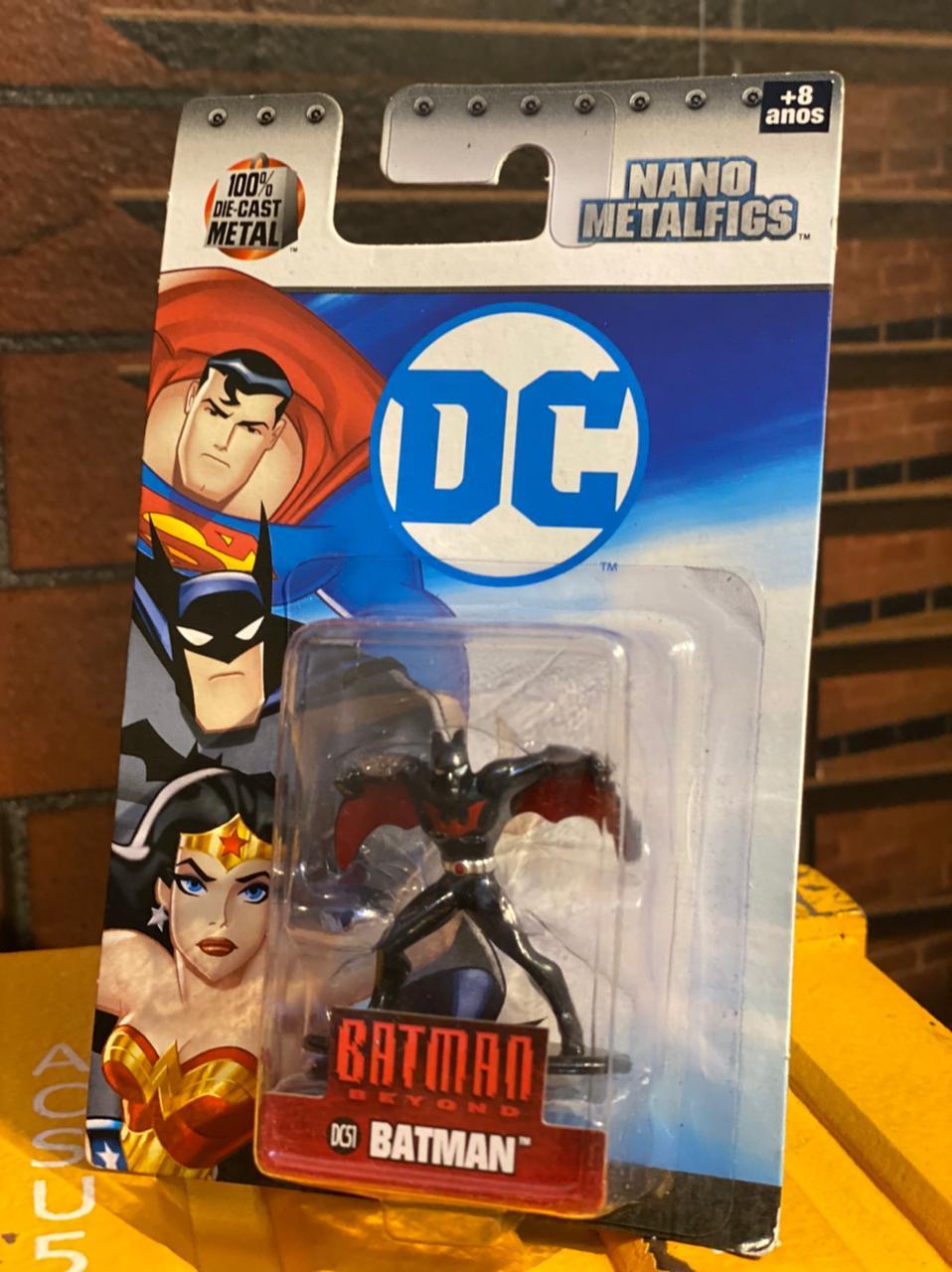 Nano Metalfigs Batman (Beyond): DC Comics (DC51) - DTC