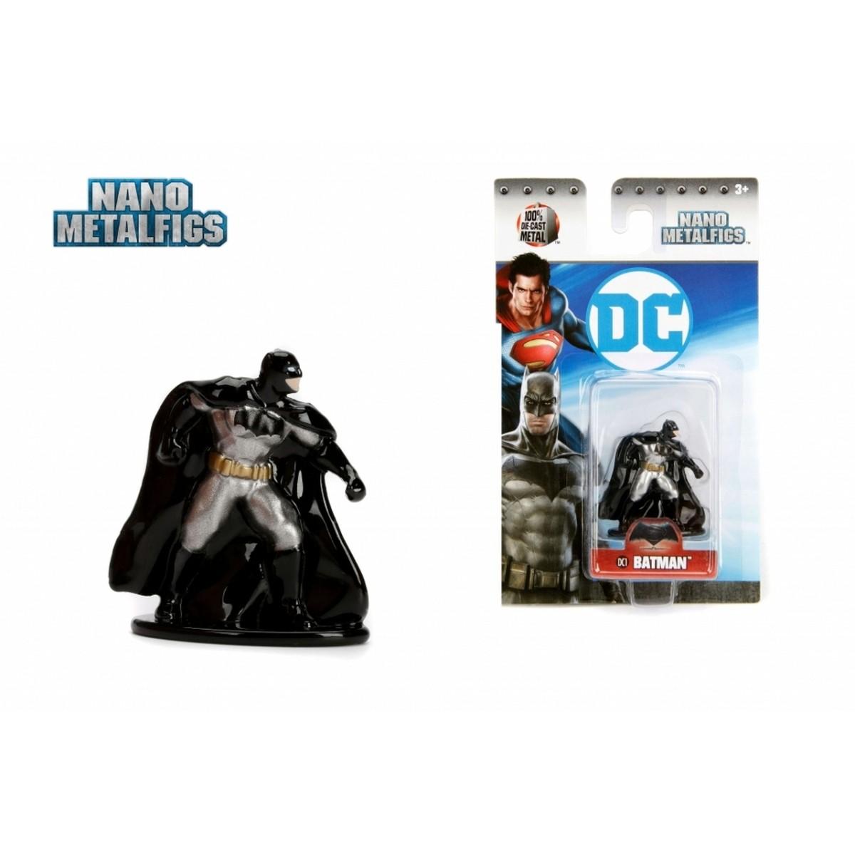 Nano Metalfigs: Batman: DC Comics (DC1) - Jada Toys