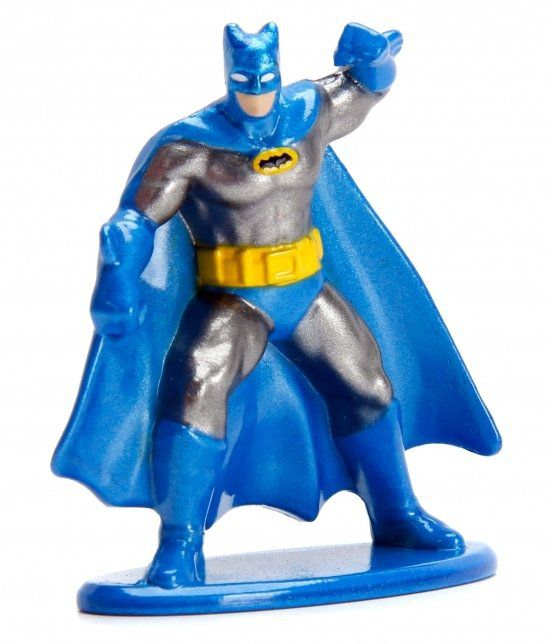 Nano Metalfigs Batman: DC Comics (DC40) - Jada Toys
