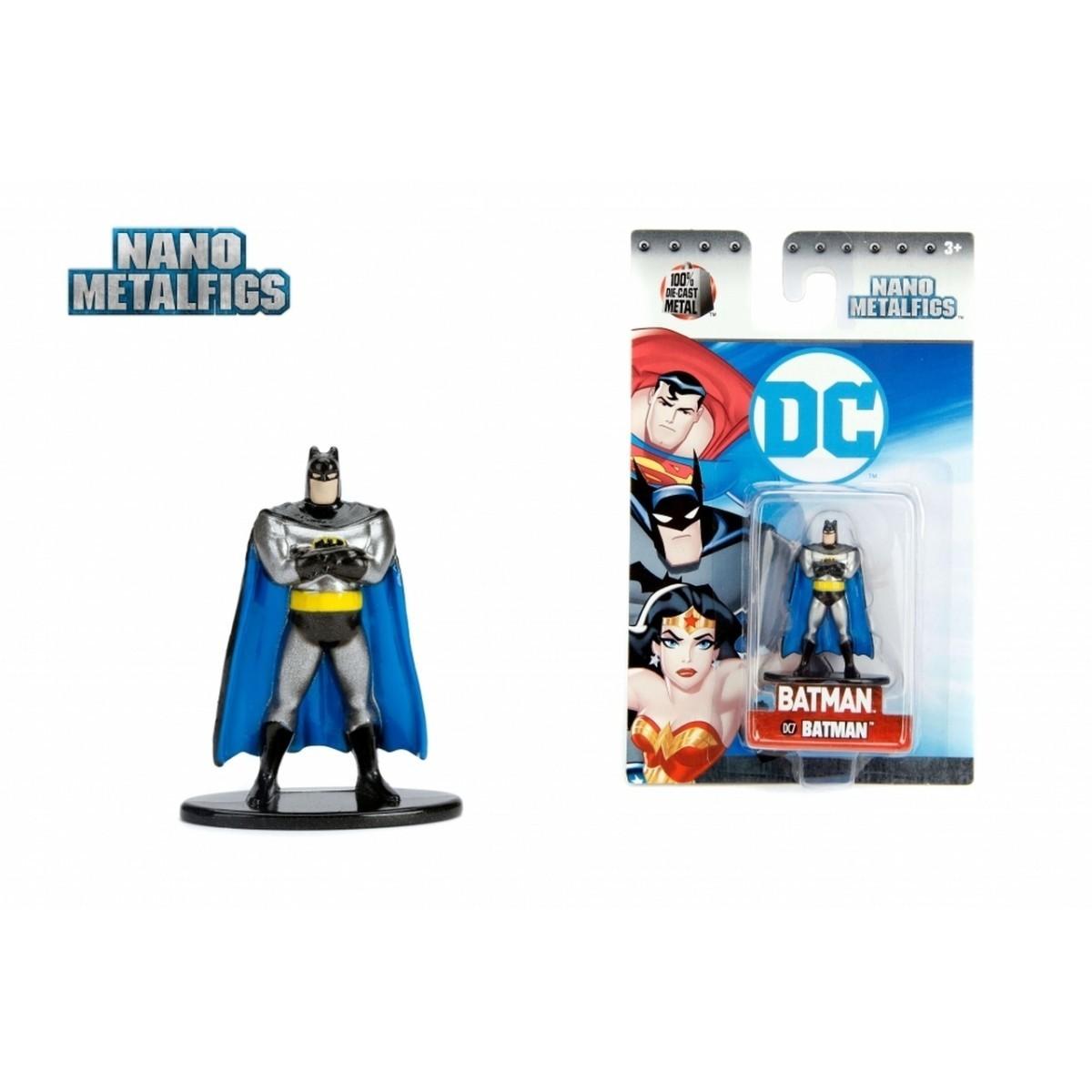Nano Metalfigs: Batman: DC Comics (DC7) - Jada Toys