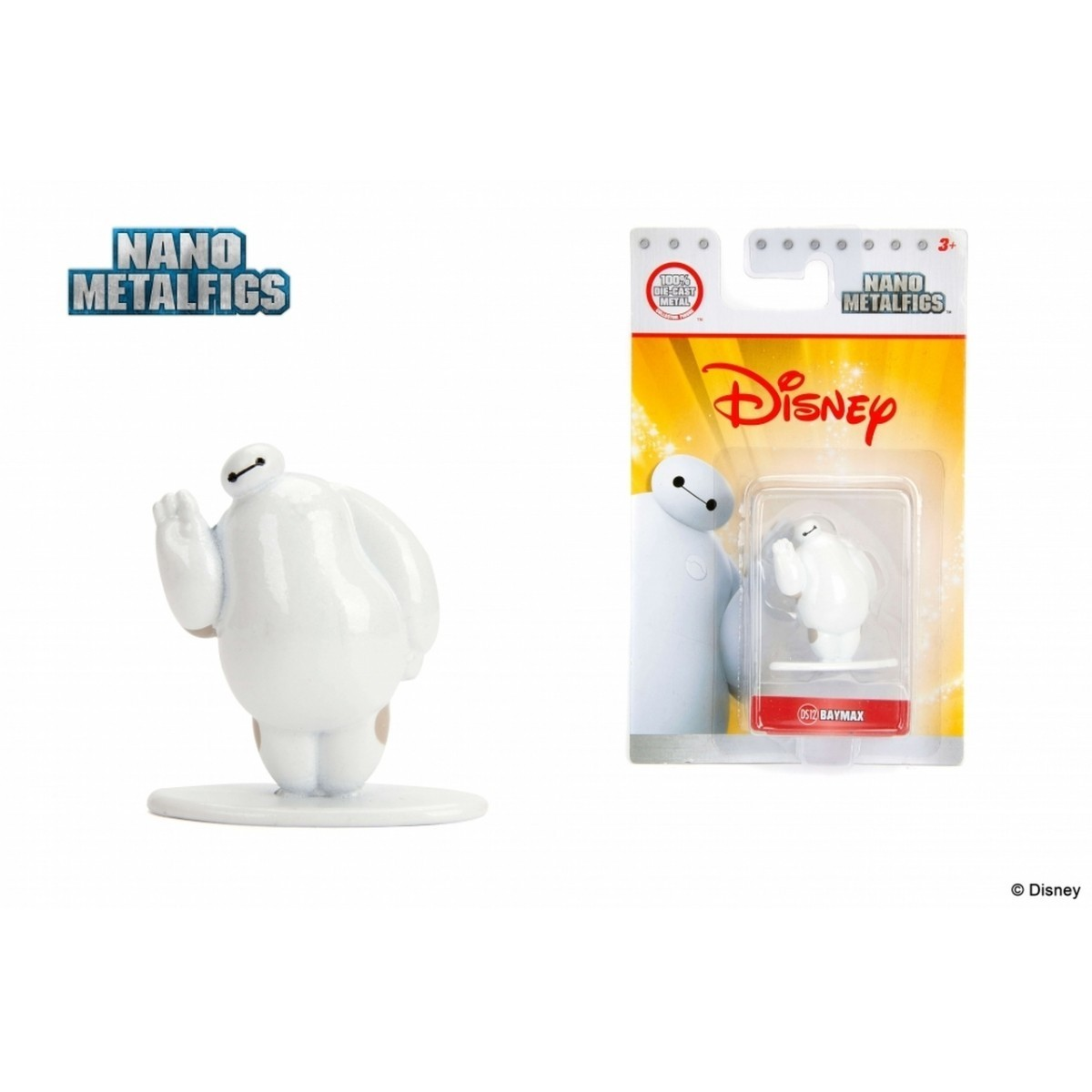 Nano Metalfigs: Baymax: Disney (DS12)