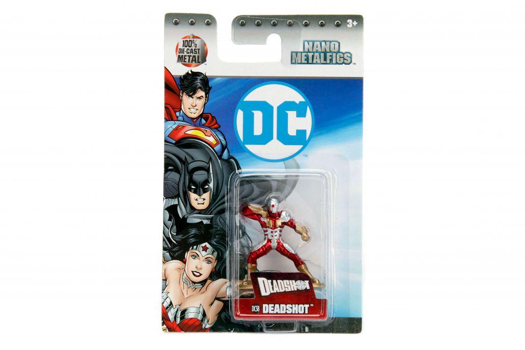 Nano Metalfigs Deadshot: DC Comics (DC58) - DTC