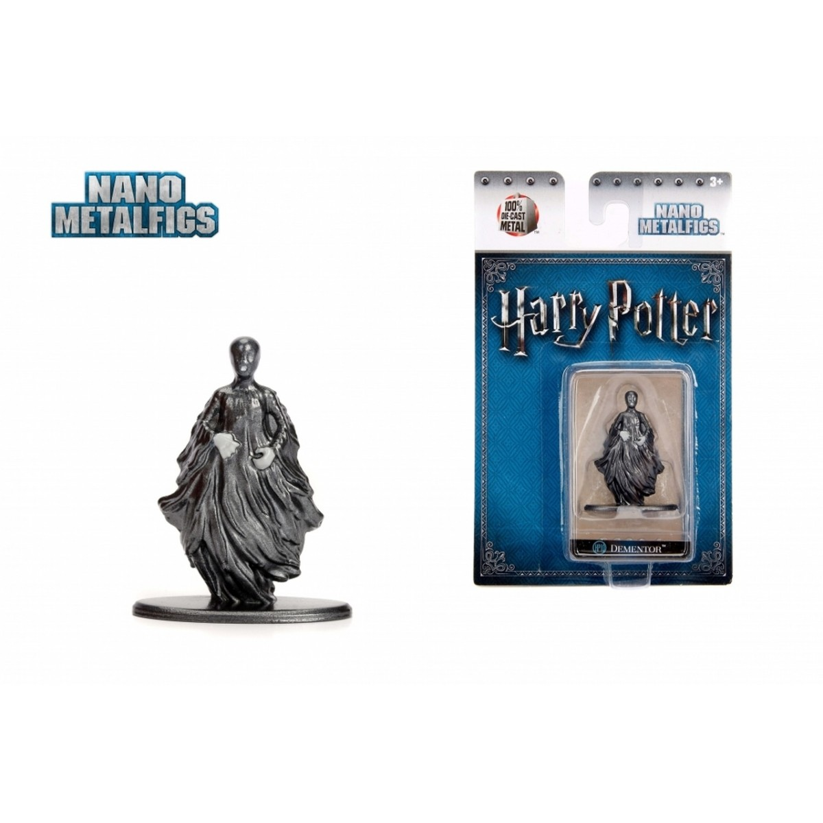 Nano Metalfigs: Dementor: Harry Potter (HP10)