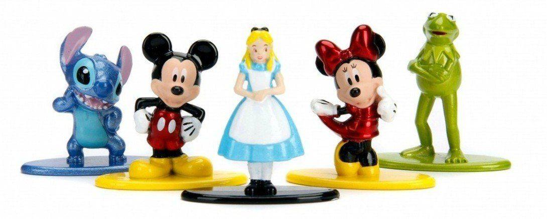 Nano Metalfigs: Disney (Set de 5) - Jada Toys