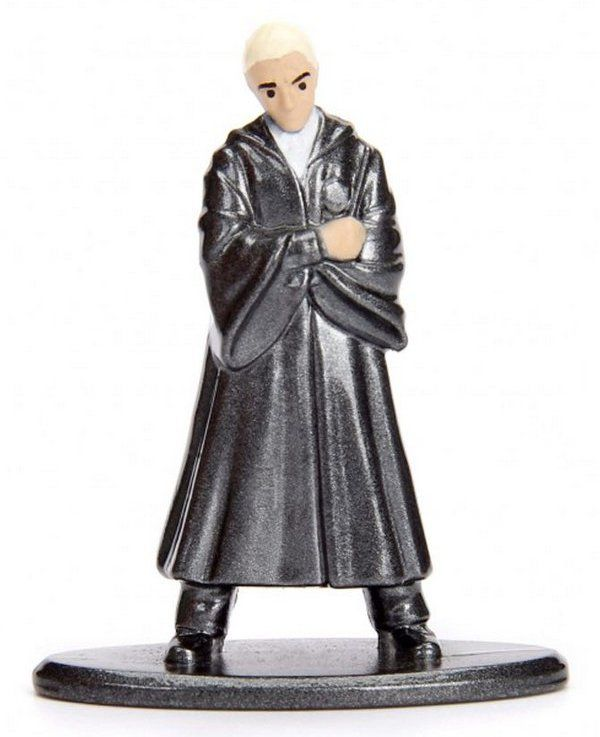 Nano Metalfigs Draco Malfoy: Harry Potter (HP19) - DTC