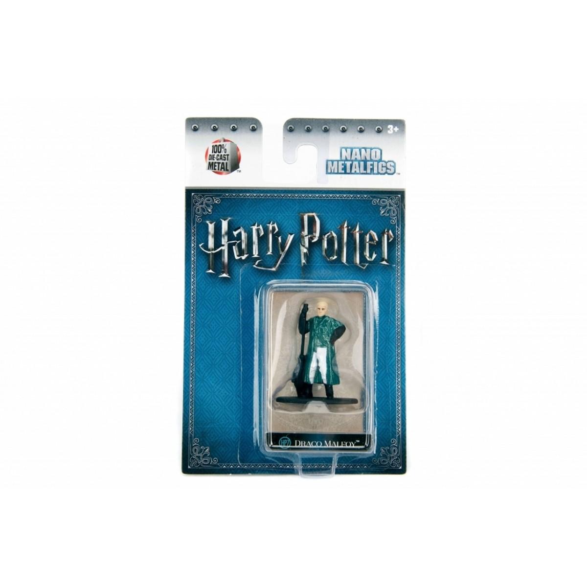 Nano Metalfigs: Draco Malfoy: Harry Potter (HP7)