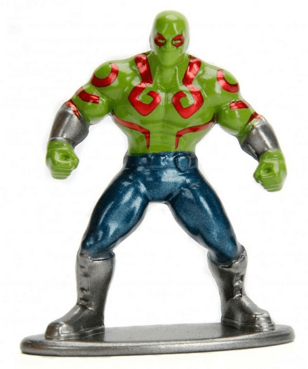 Nano Metalfigs: Drax: Marvel (MV51) - DTC