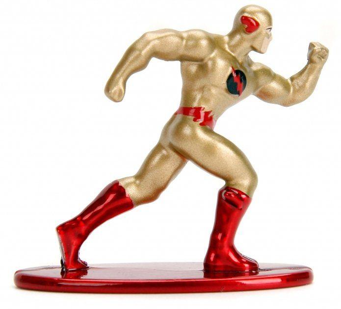 Nano Metalfigs Flash Reverso (Reverse Flash): DC Comics (DC43) - Jada Toys