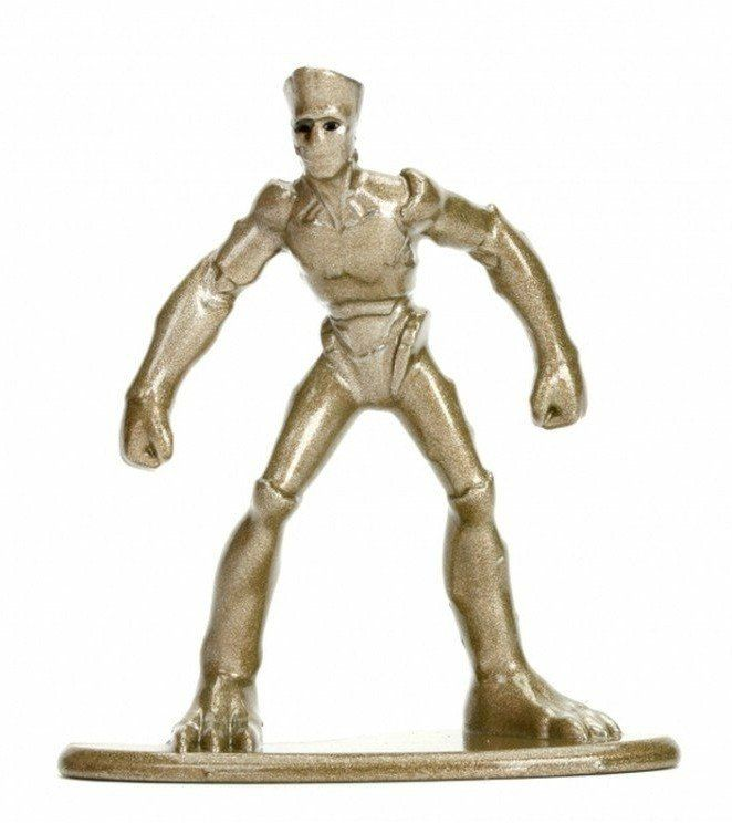 Nano Metalfigs: Groot: Marvel (MV7)