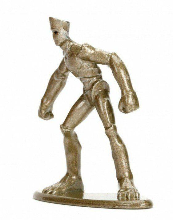 Nano Metalfigs: Groot: Marvel (MV7)