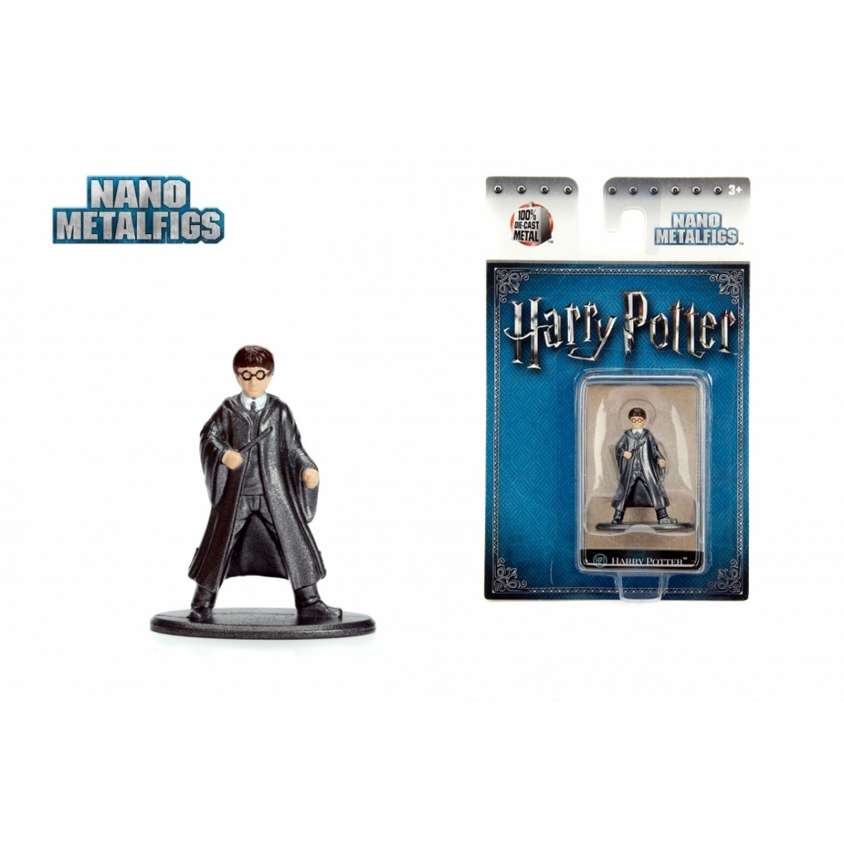 Nano Metalfigs: Harry Potter (HP1)