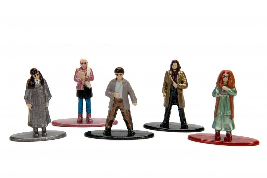 Nano Metalfigs Harry Potter Pack B (Set de 5) - DTC