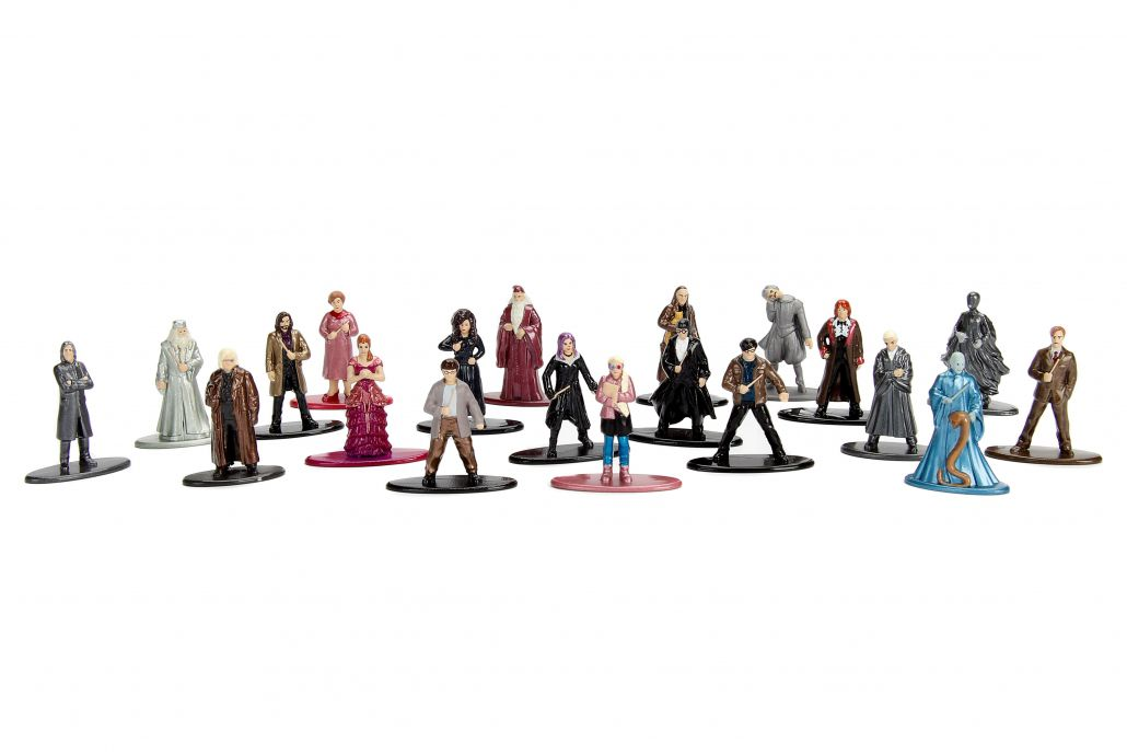 Nano Metalfigs: Harry Potter (Set de 20) Pack 2 - DTC