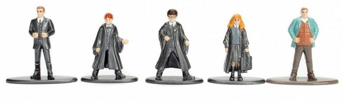 Nano Metalfigs: Harry Potter (Set de 5) - Jada Toys