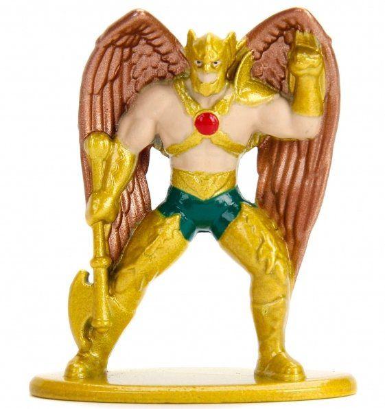 Nano Metalfigs Hawkman: DC Comics (DC47) - Jada Toys