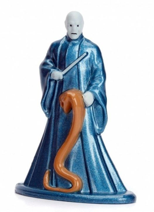 Nano Metalfigs: Lord Voldemort: Harry Potter (HP6)