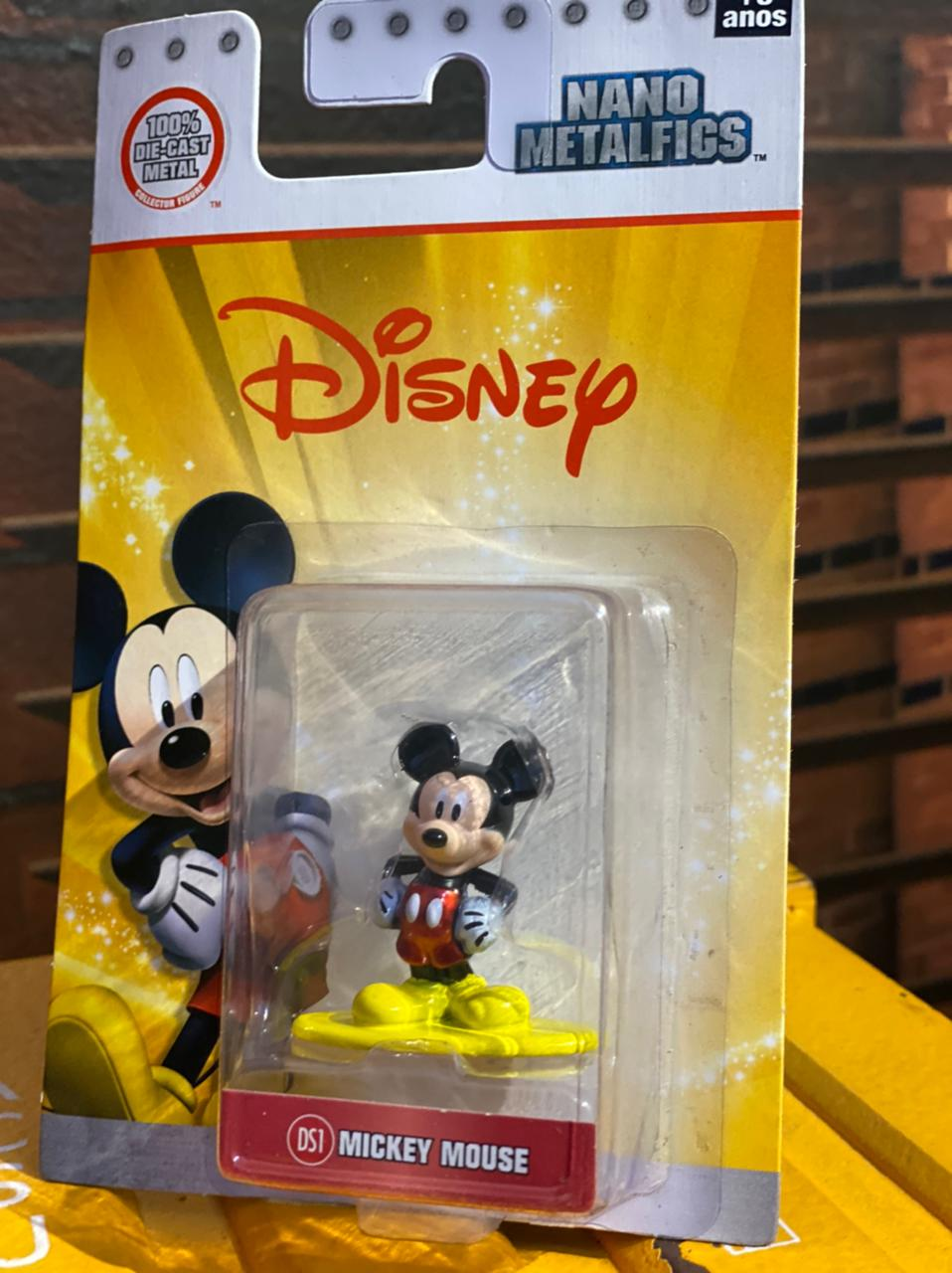 Nano Metalfigs: Mickey Mouse: Disney (DS1)