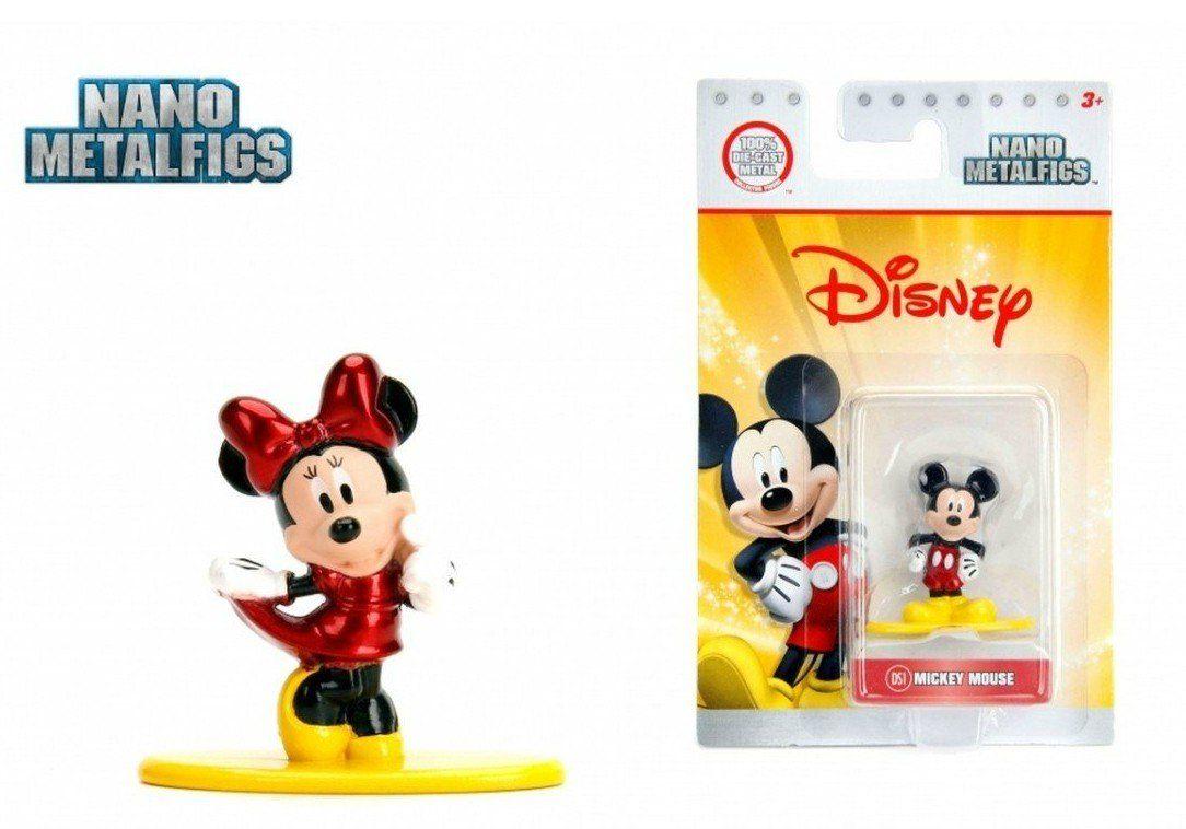 Nano Metalfigs: Minnie Mouse: Disney (DS2)