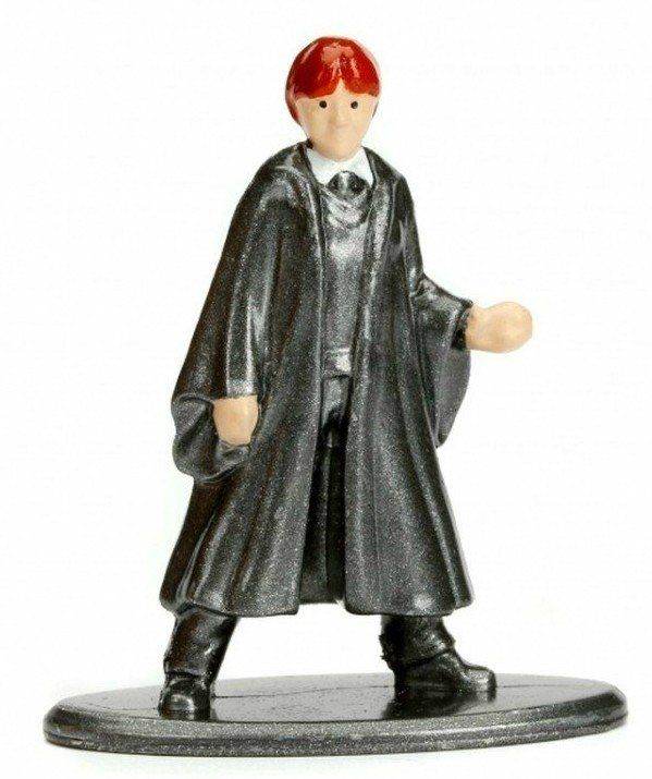 Nano Metalfigs: Ron Weasley: Harry Potter (HP3)