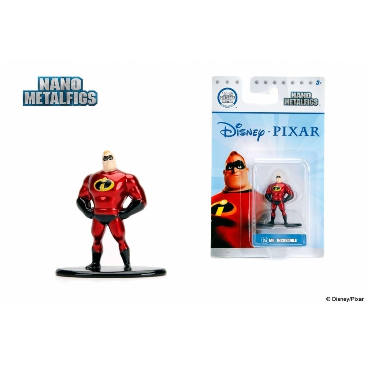 Nano Metalfigs: Senhor Incrível (Mr. Incredible): Disney (DS6)