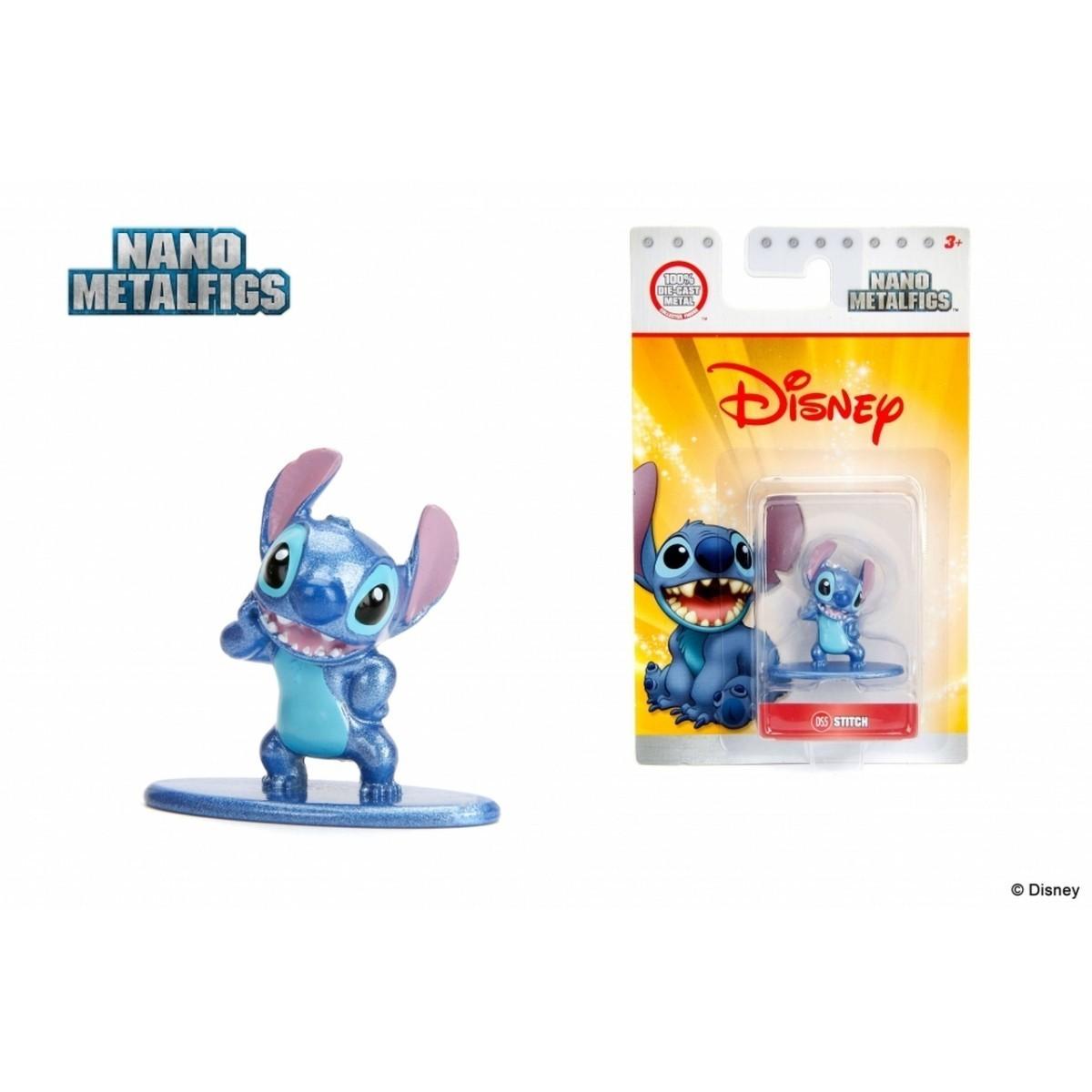 Nano Metalfigs: Stitch: Disney (DS5)