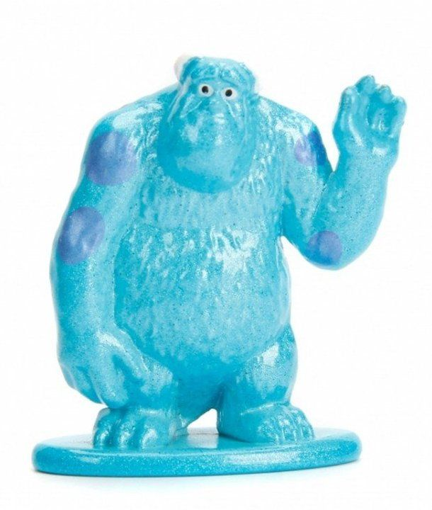 Nano Metalfigs: Sulley: Disney (DS9)