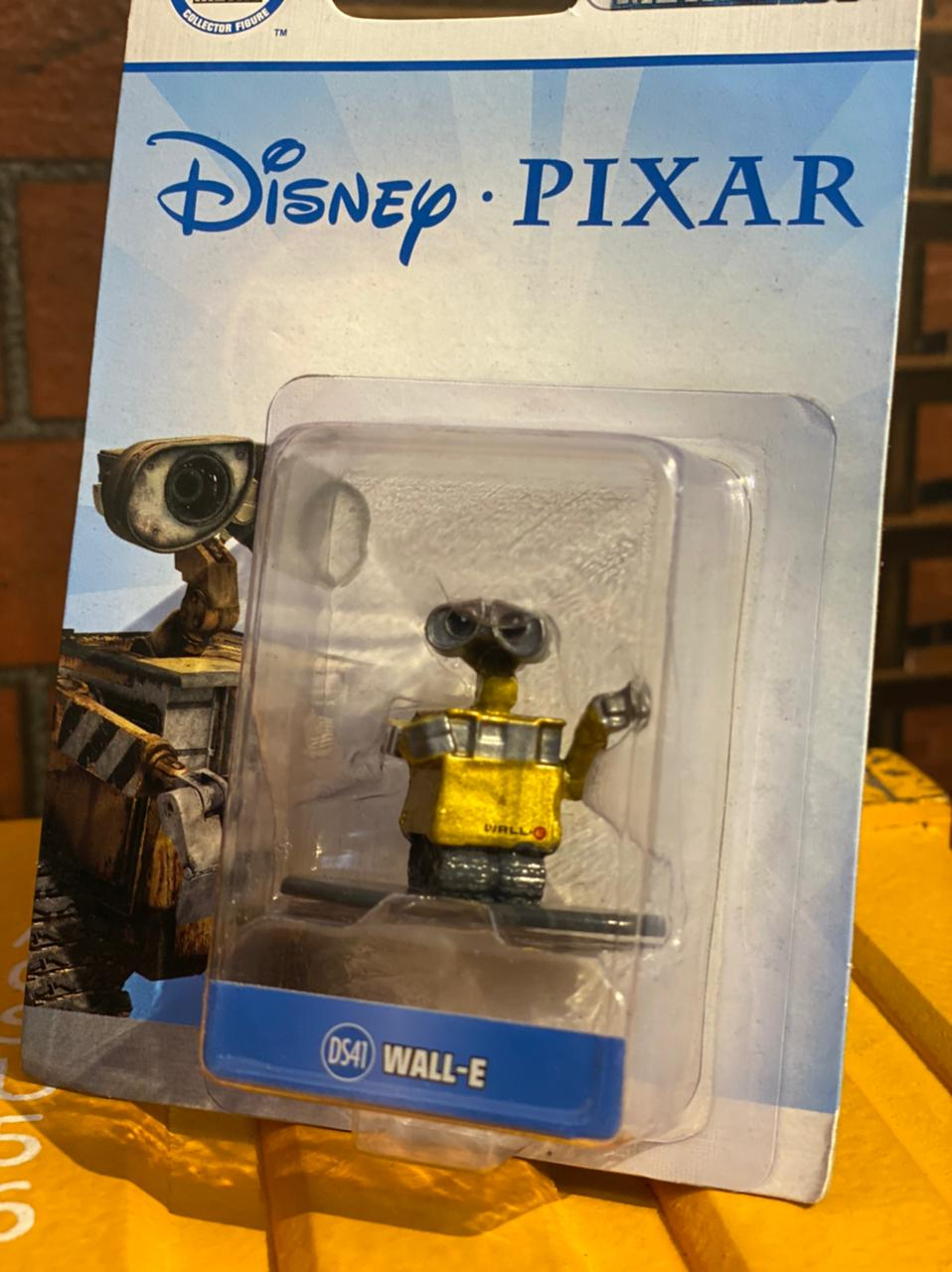 Nano Metalfigs Wall-E: Disney (DS41) - Jada Toys