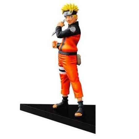Estátua Naruto Shippuden Deluxe Figure Series 1 - Branpresto