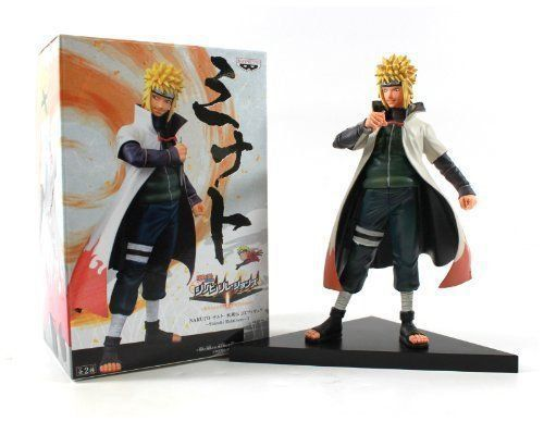 Naruto Shippuden: Minato Deluxe Series 1 - Banpresto