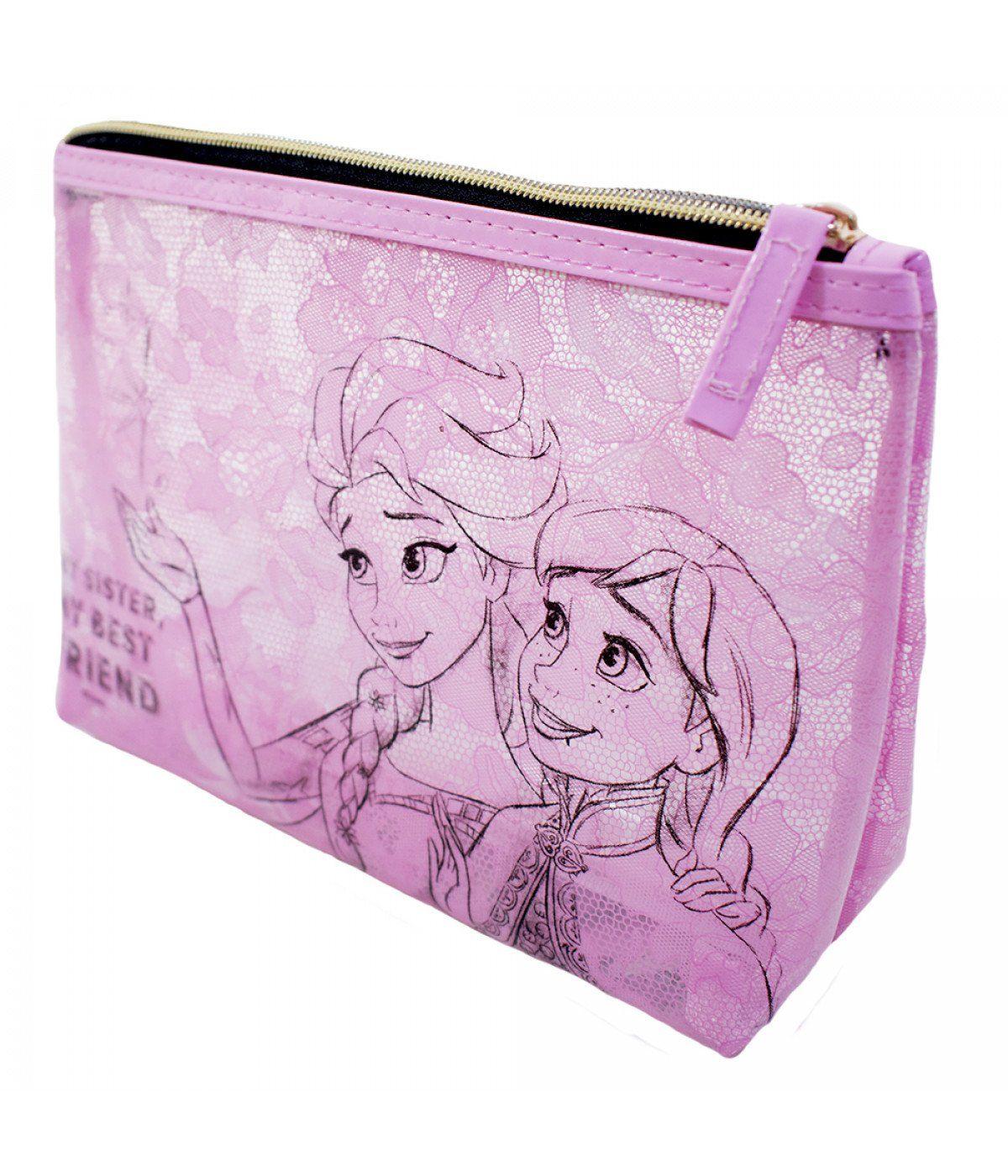 Necessaire Anna e Elza: Frozen
