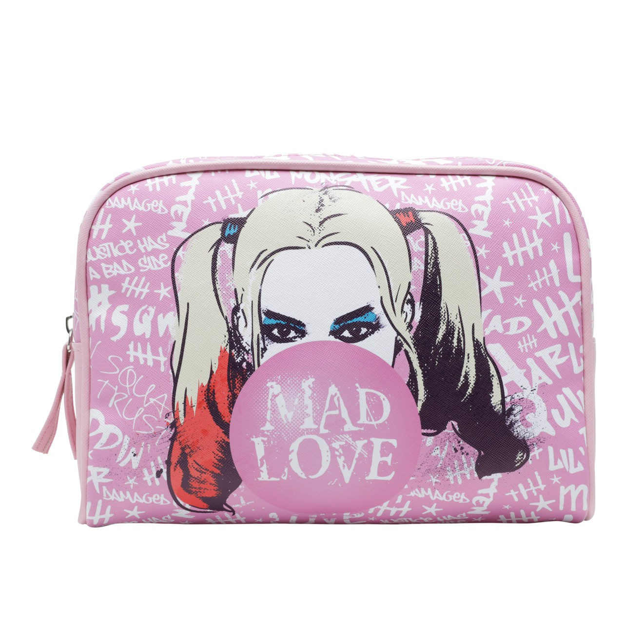 Necessaire Arlequina (Mad Love): DC Comics - Urban