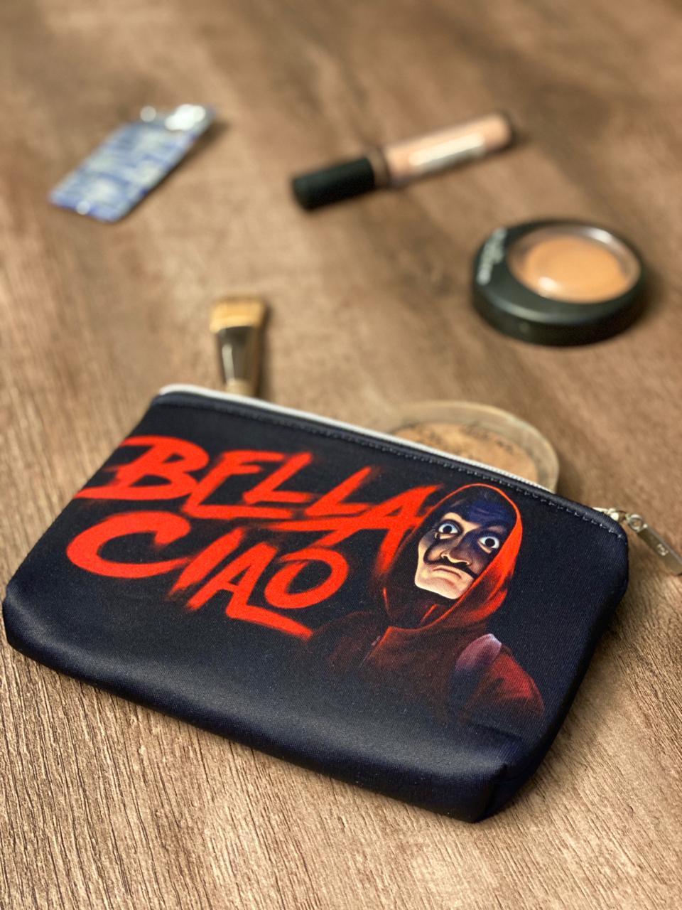 Necessaire Bella Ciao: La Casa De Papel