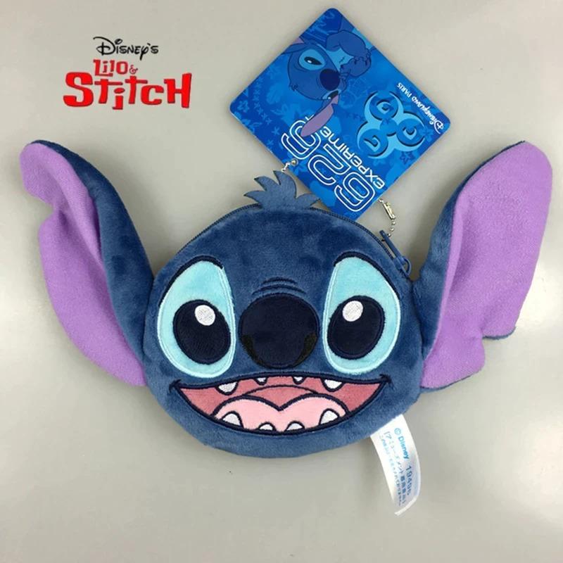 Necessaire/Bolsa Stitch Sorrindo Lilo & Stitch Disney (12x20)  - EVALI