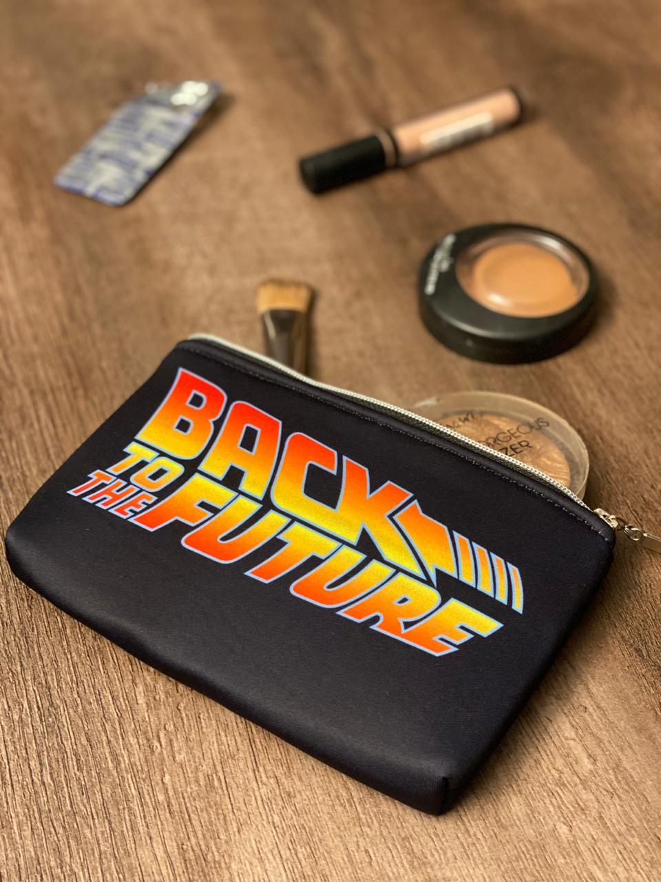 Necessaire De Volta Para o Futuro (Back To the Future)